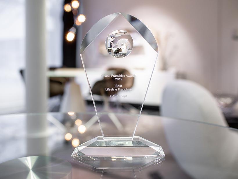 Best lifestyle Franchise award 2019