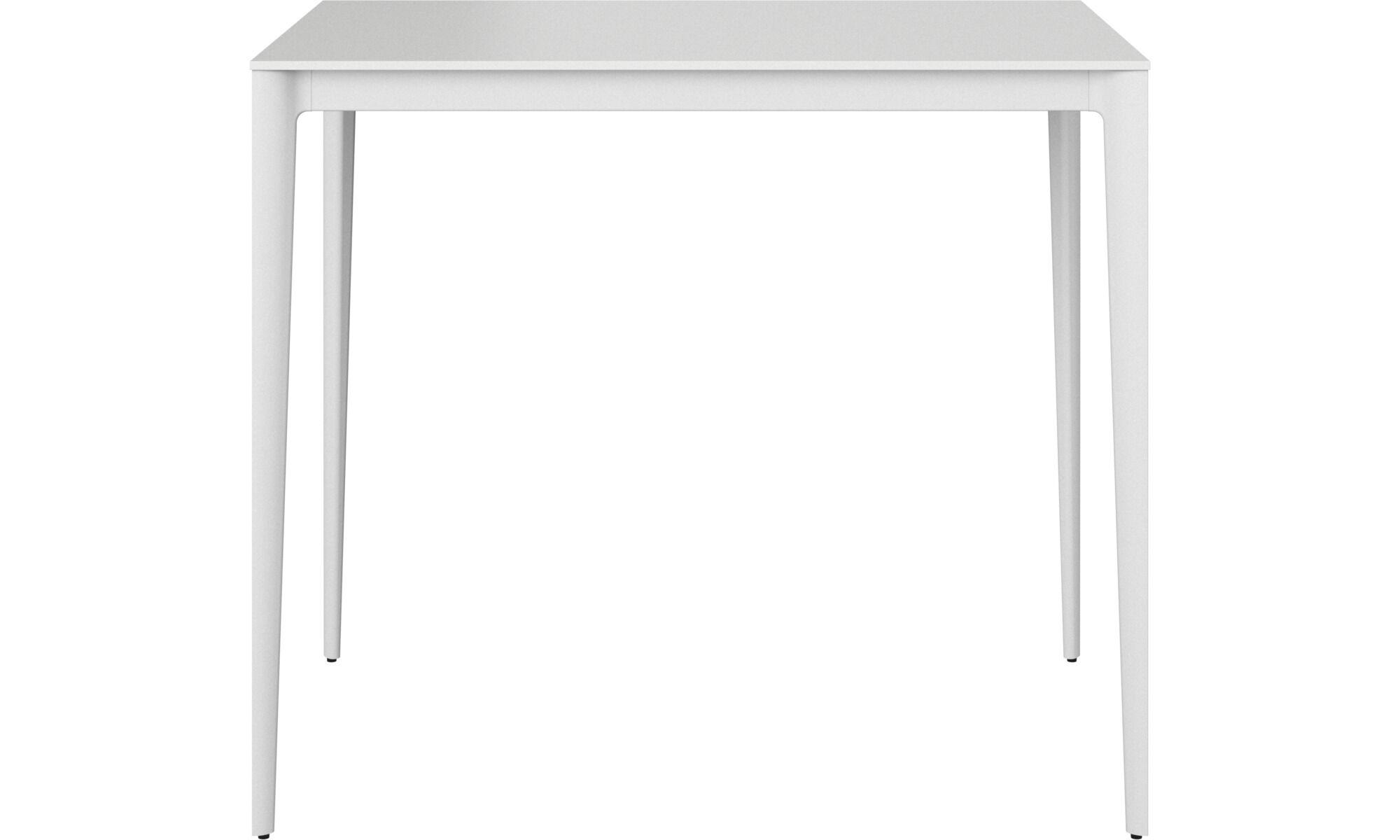 Torino Bar Table, White