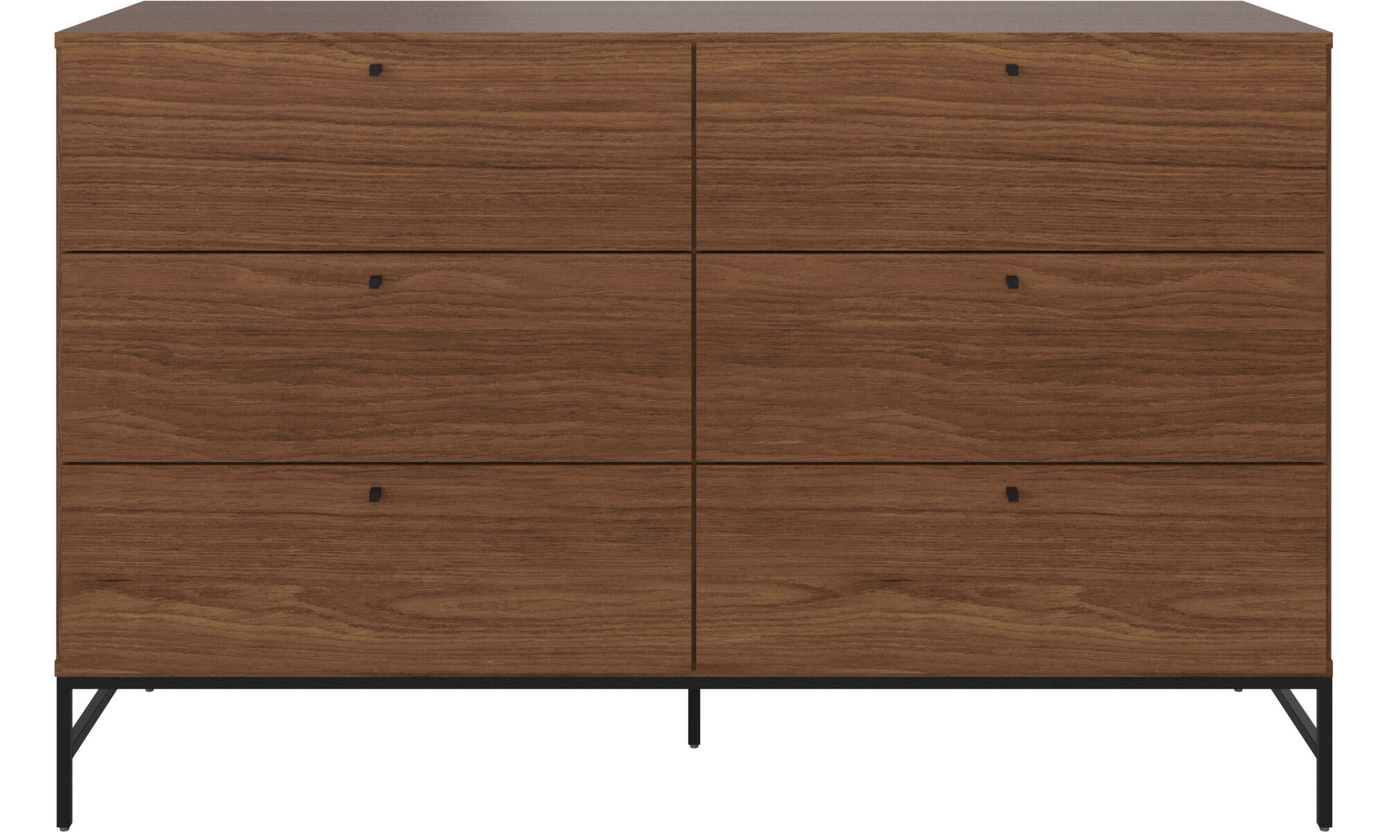 Bordeaux night stand