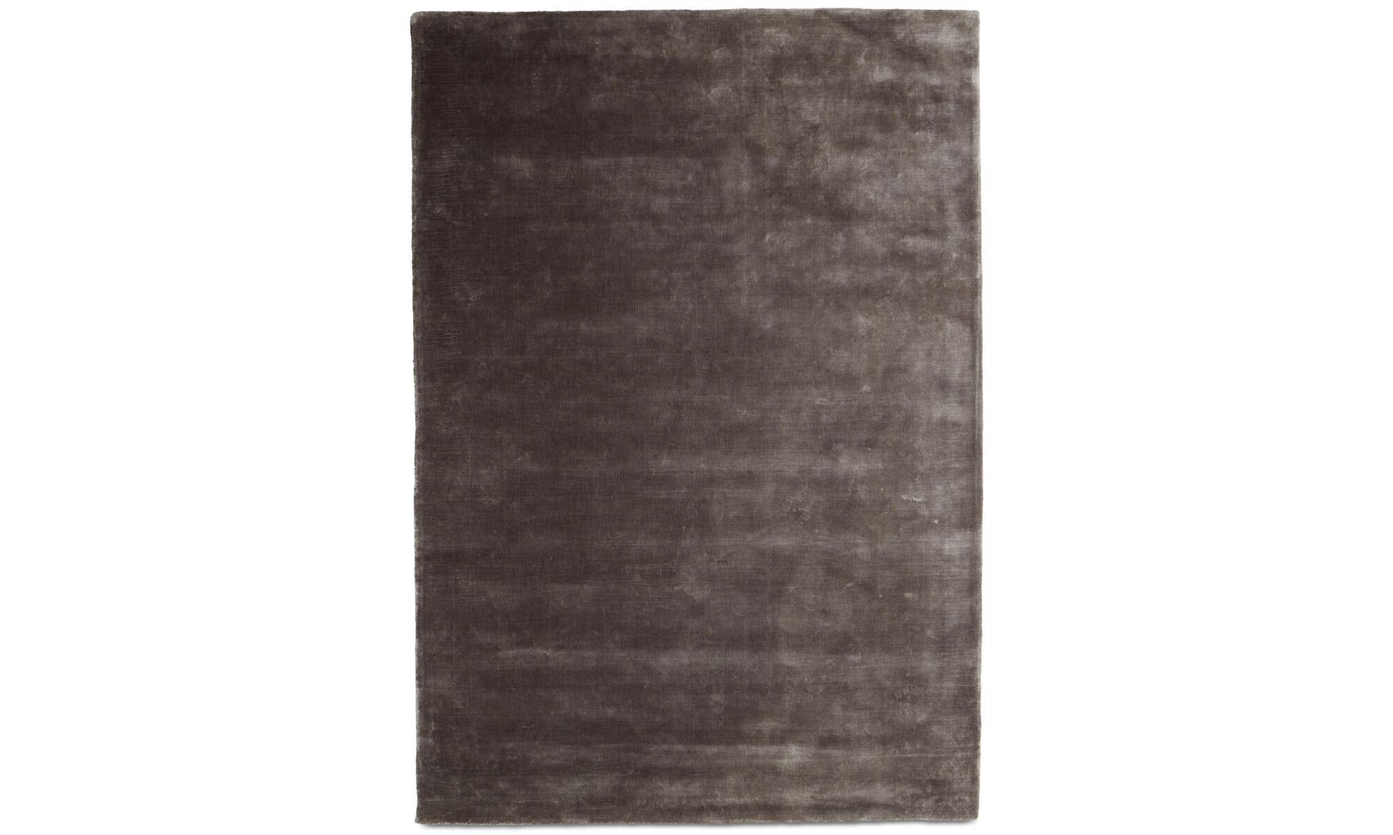 Loom grey rug