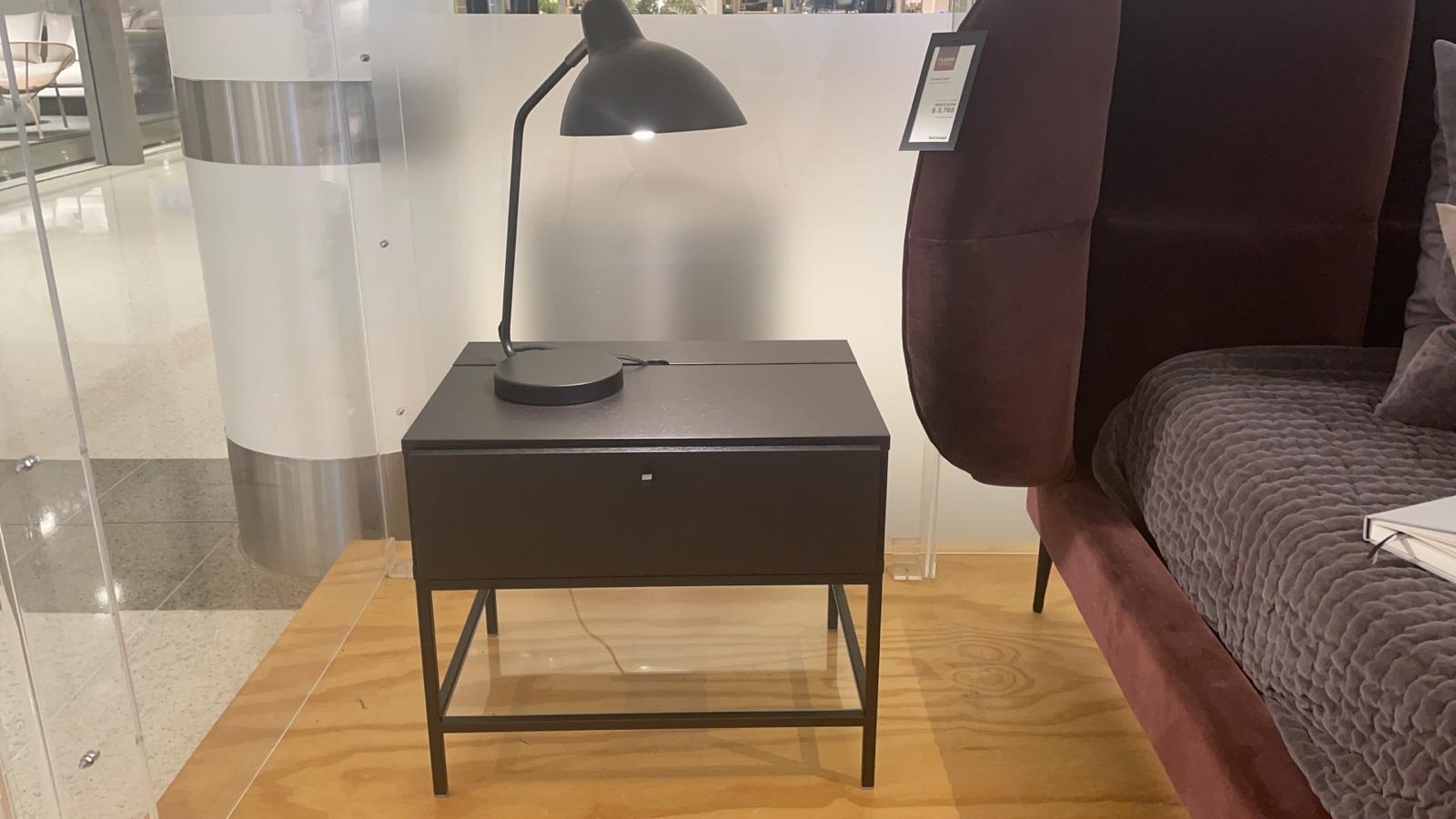 Bordeaux nightstands, espresso oak