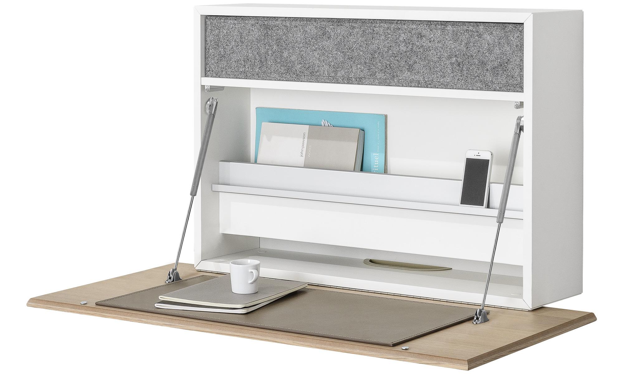 Cupertino wall desk