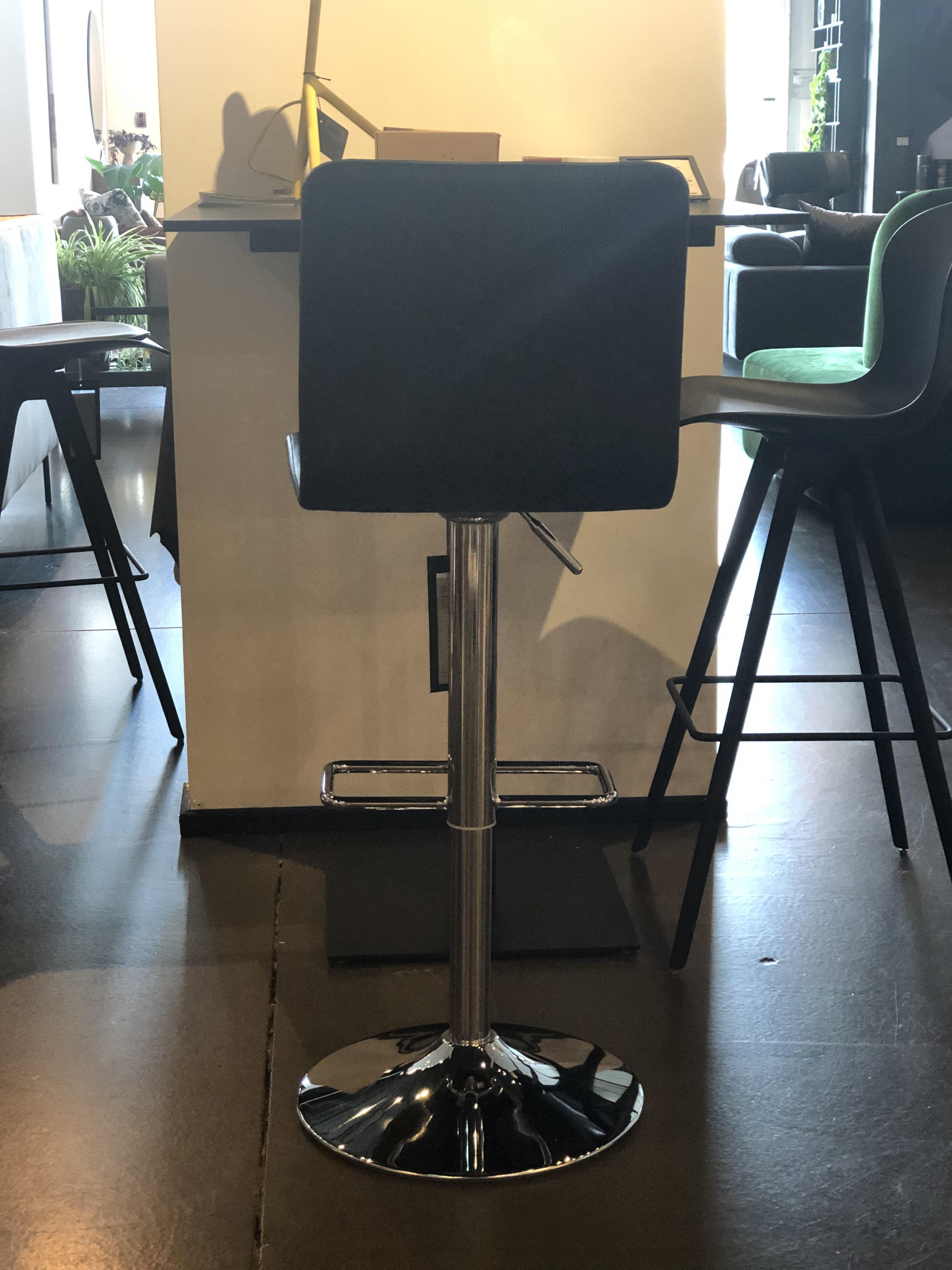 Chaise de bar ajustable Siena