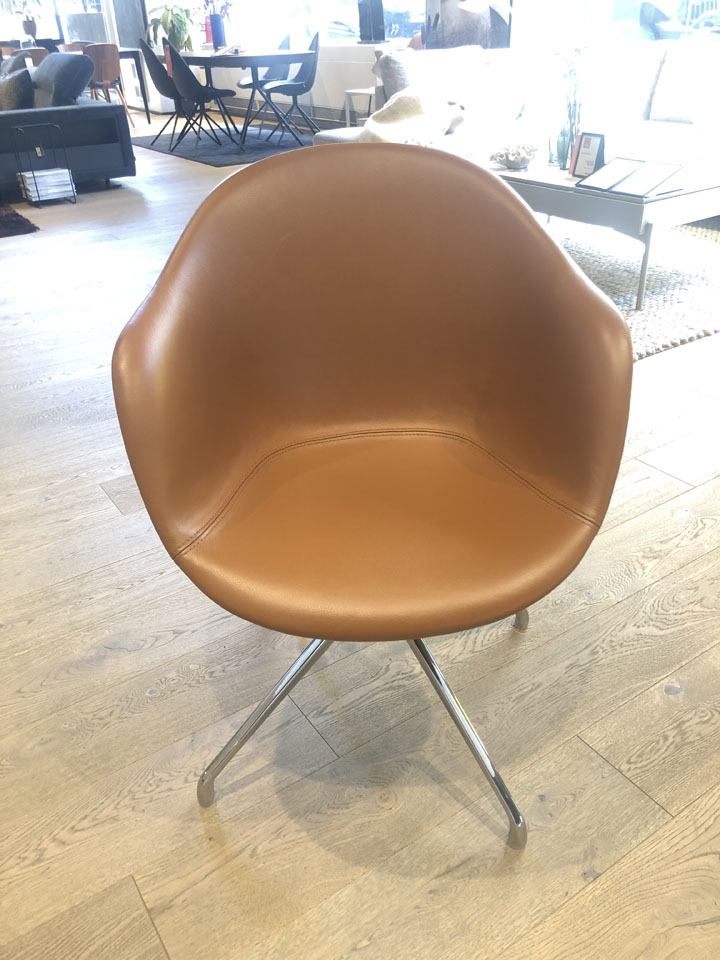 Adelaide chair with swivel function (2 available)