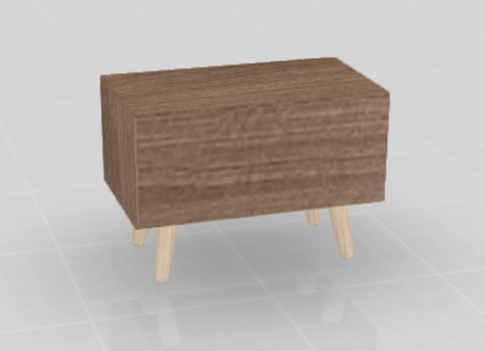 Lugano chest of drawers