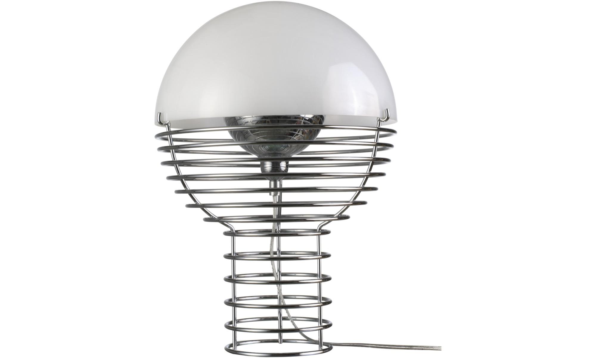 Wire Tischlampe - Verner Panton