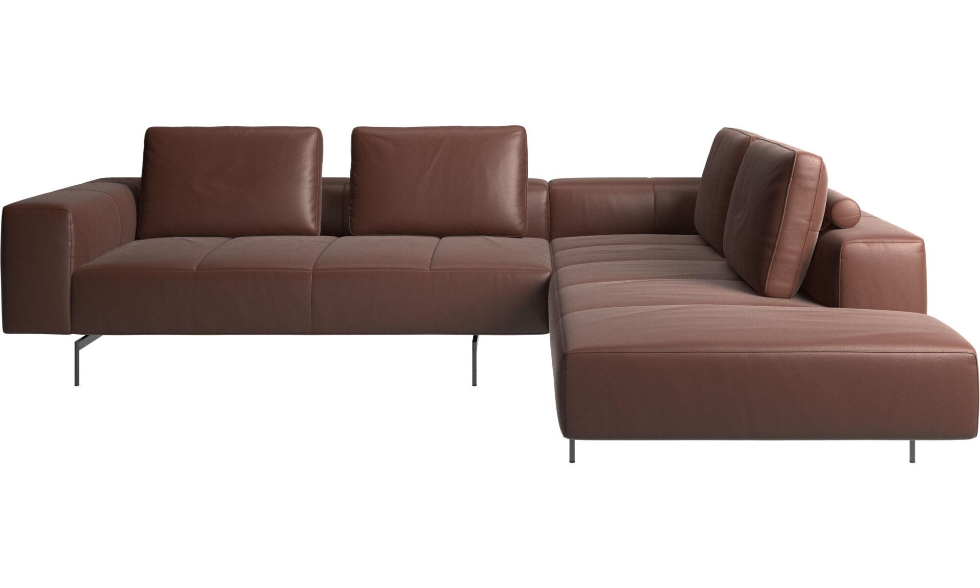 Amsterdam Ecksofa mit Lounge-Element