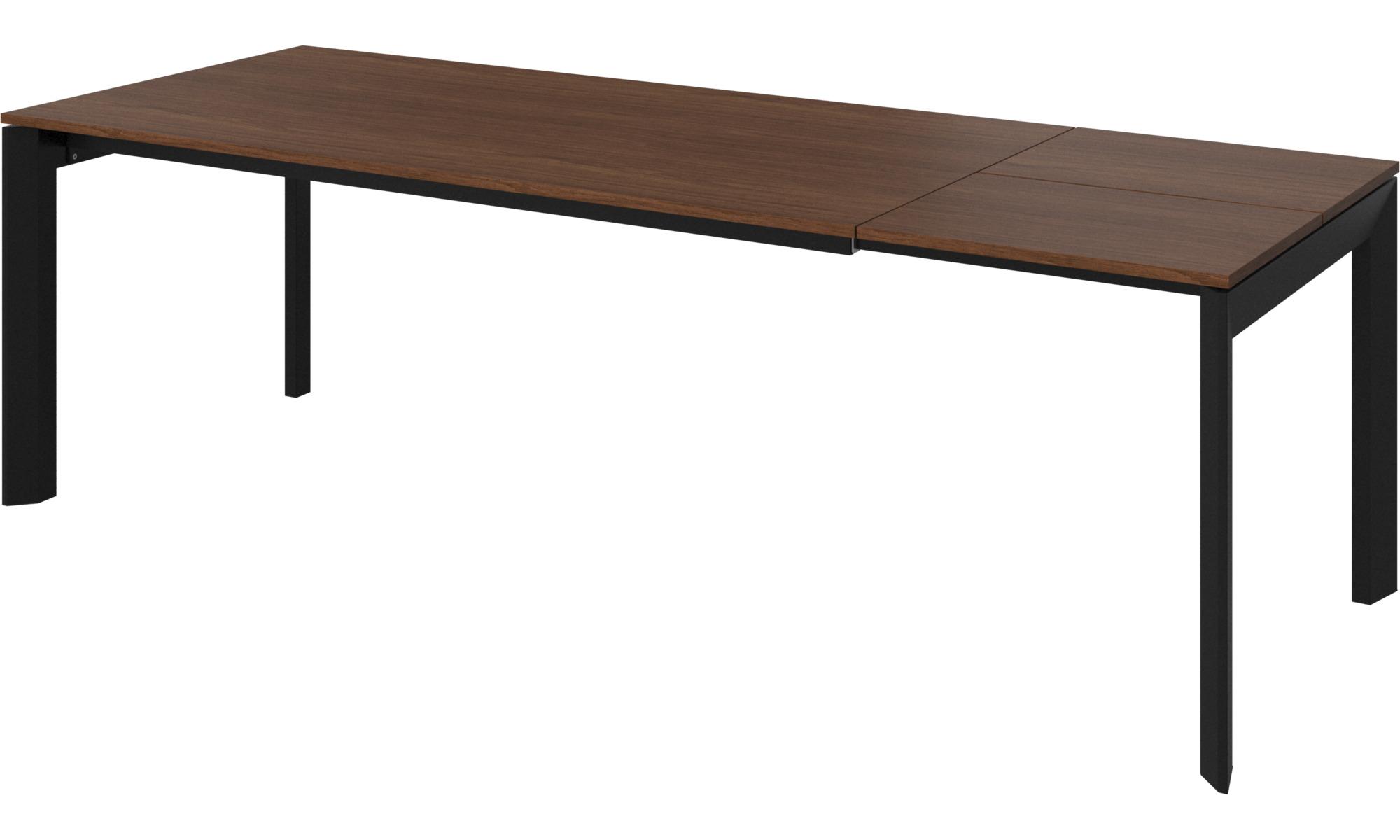 LYON Tisch mit Zusatztischplatte