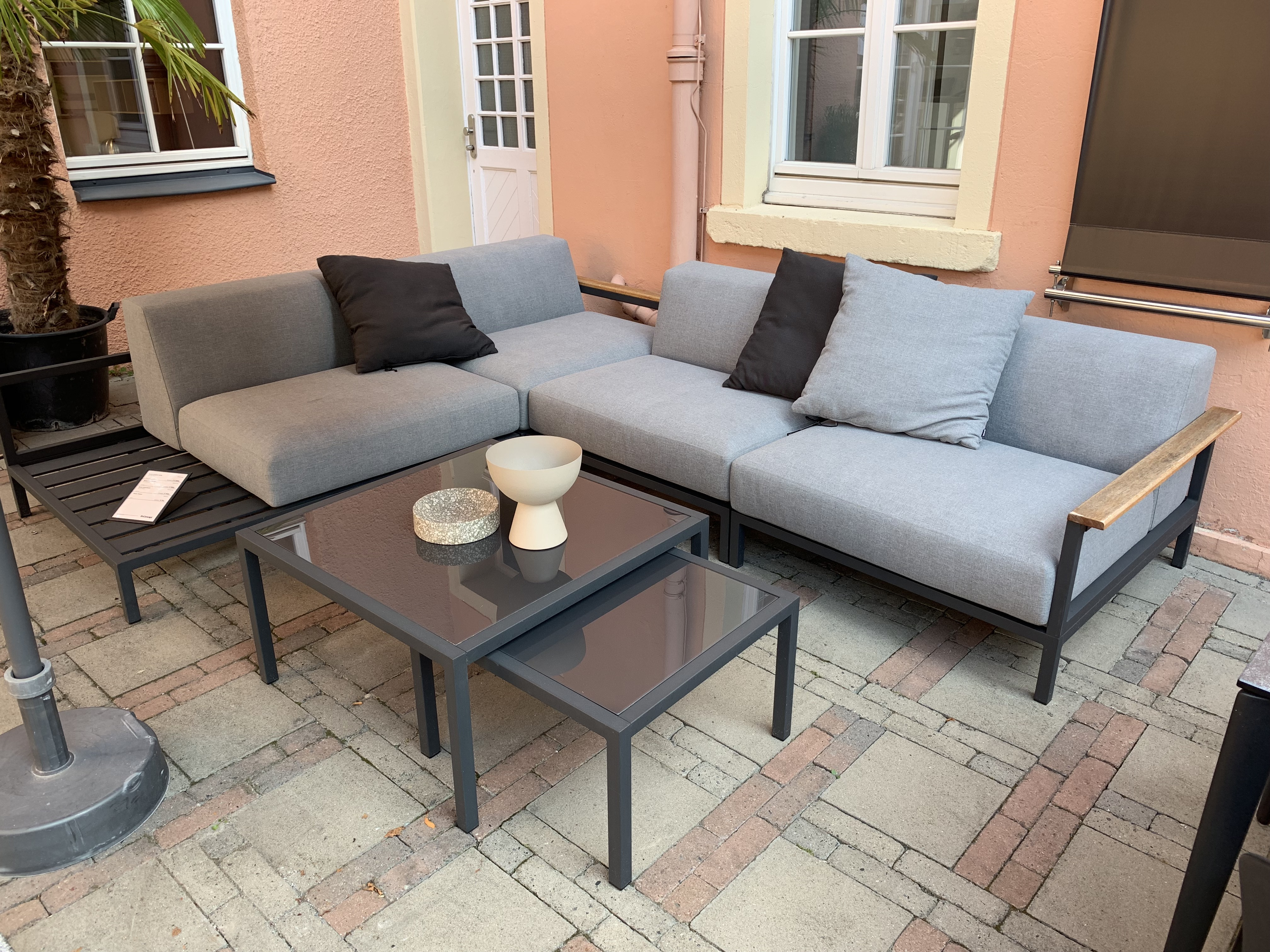 Paket ROME Outdoor Lounge Sofa