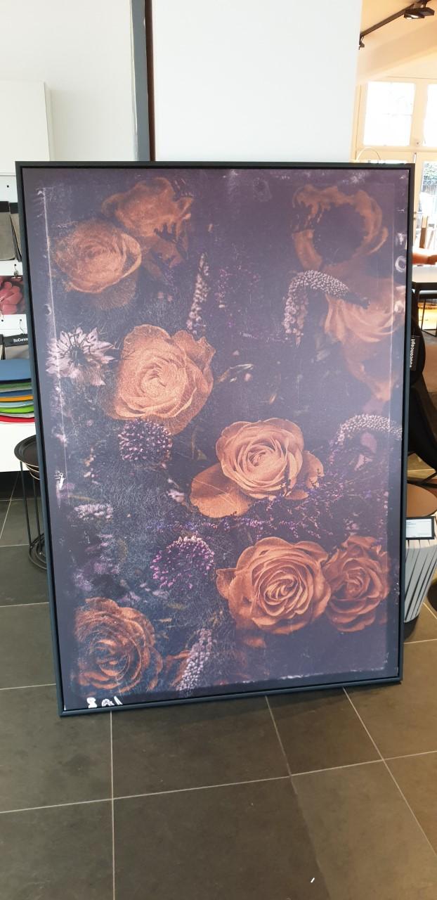 Bouquet Leinwanddruck