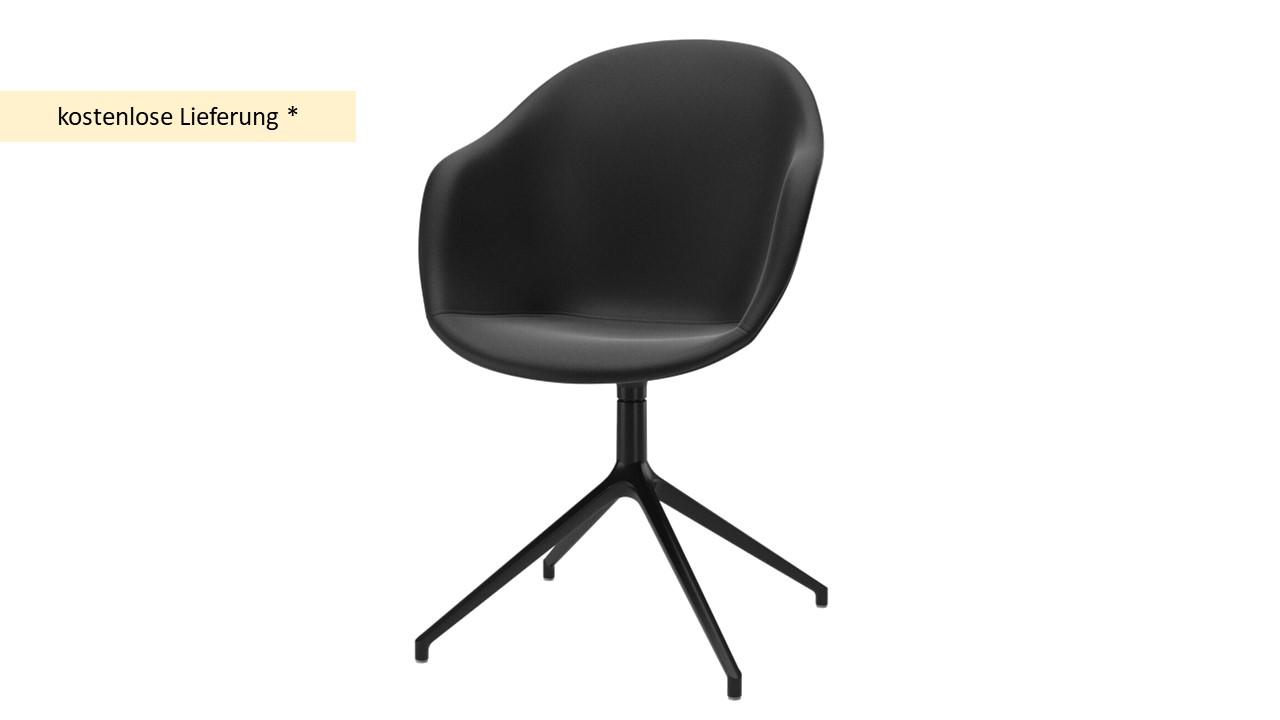 Adelaide Stuhl mit Drehfunktion - Set 4 Stühle