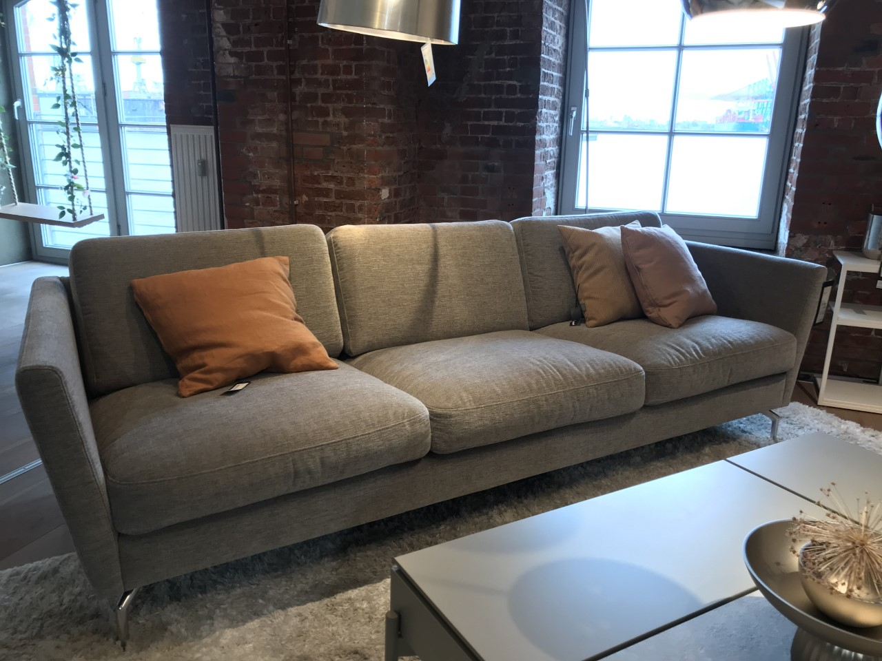 Osaka Sofa, 3-sitzer (sofort lieferbar)