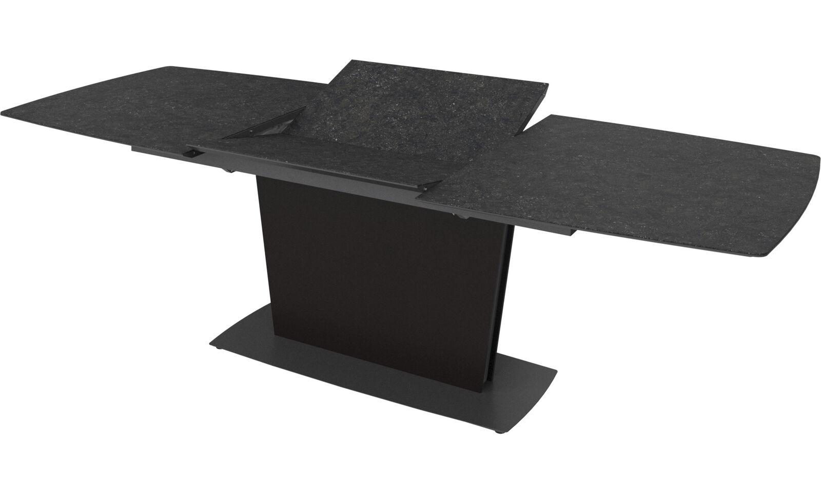 Milano Tisch mit Zusatztischplatte