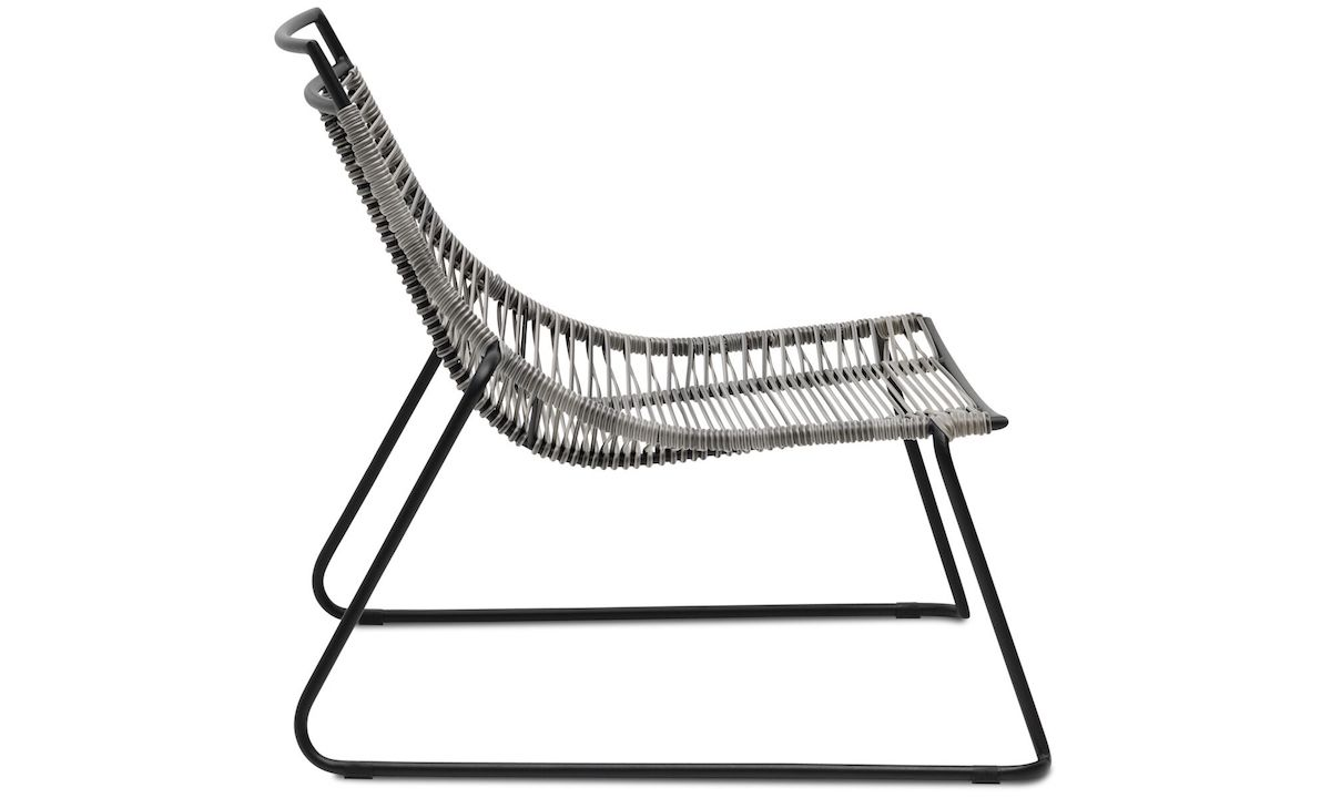 Elba Lounge Stuhl