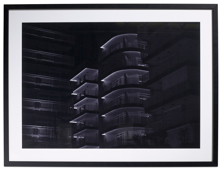 City of light Fotokunst