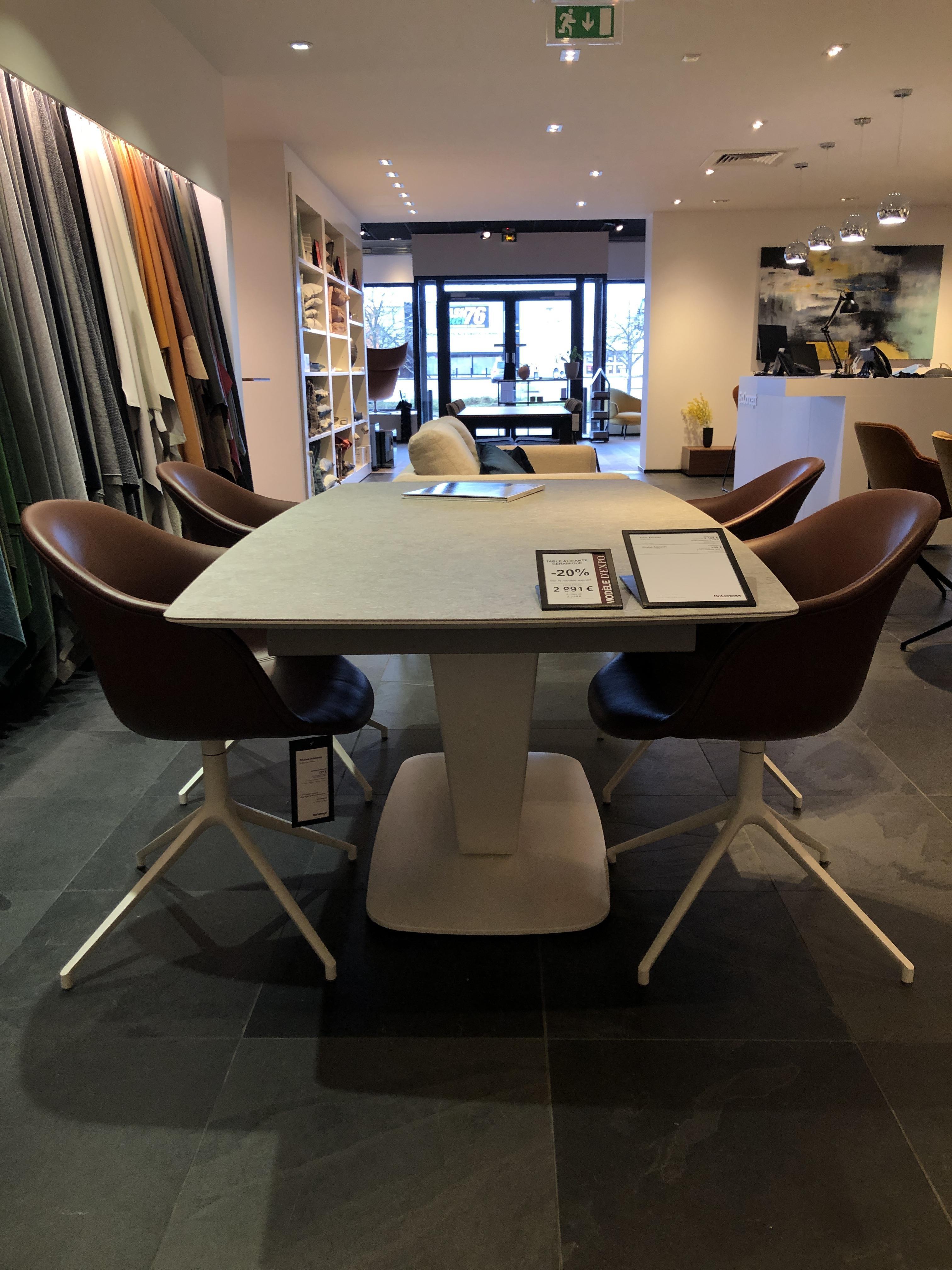 Table Alicante céramique