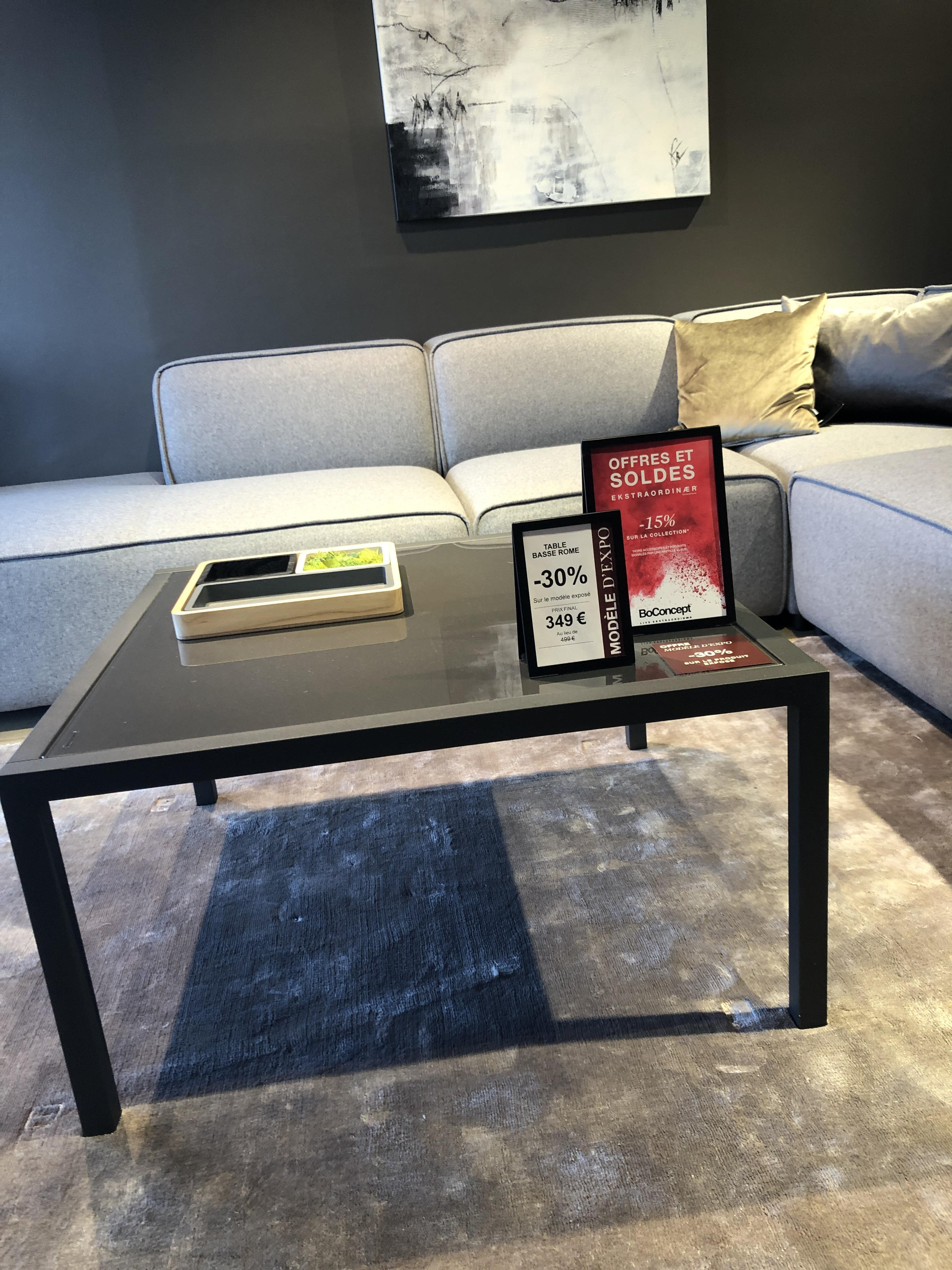 table basse Rome