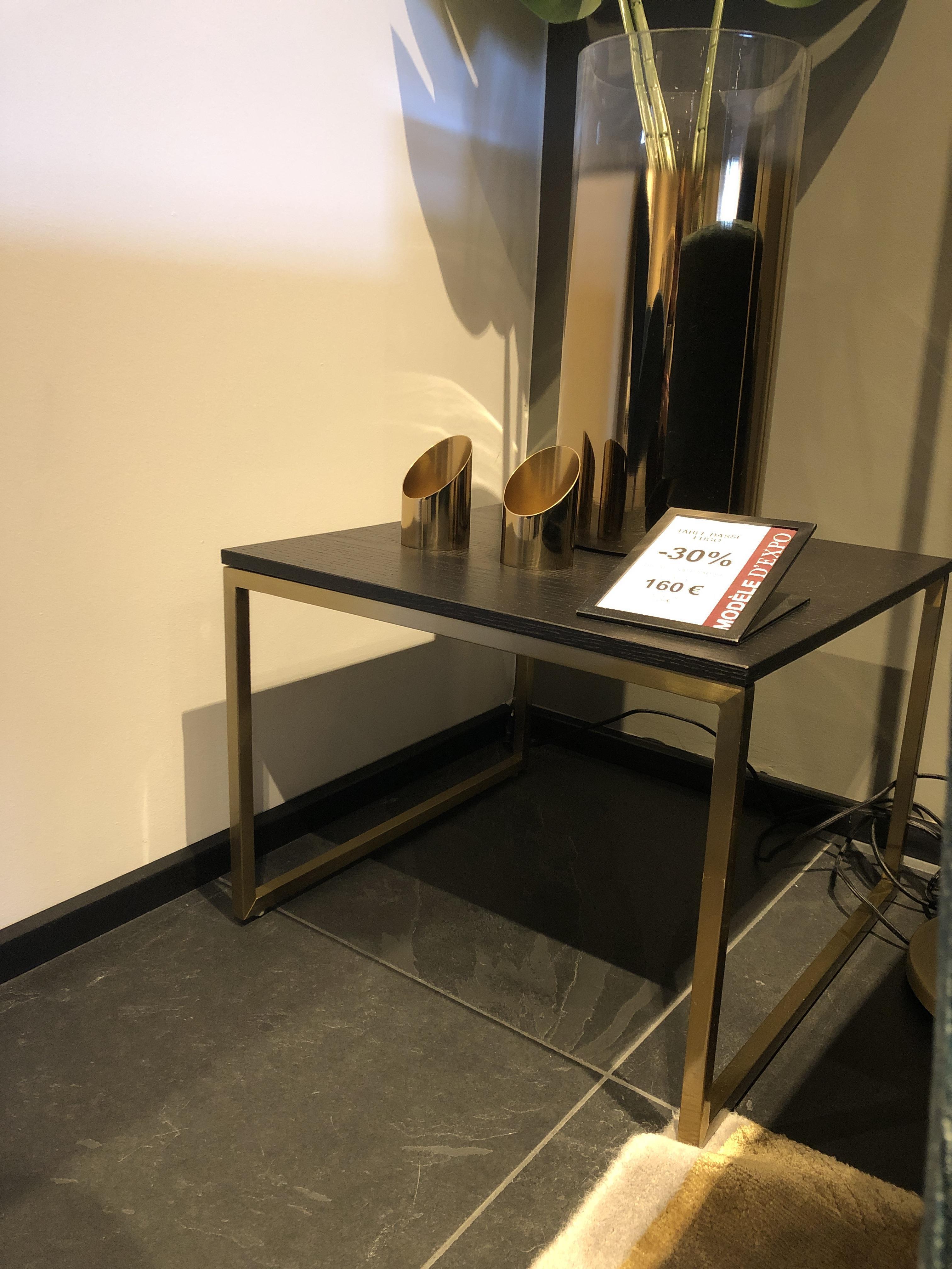 table basse Lugo