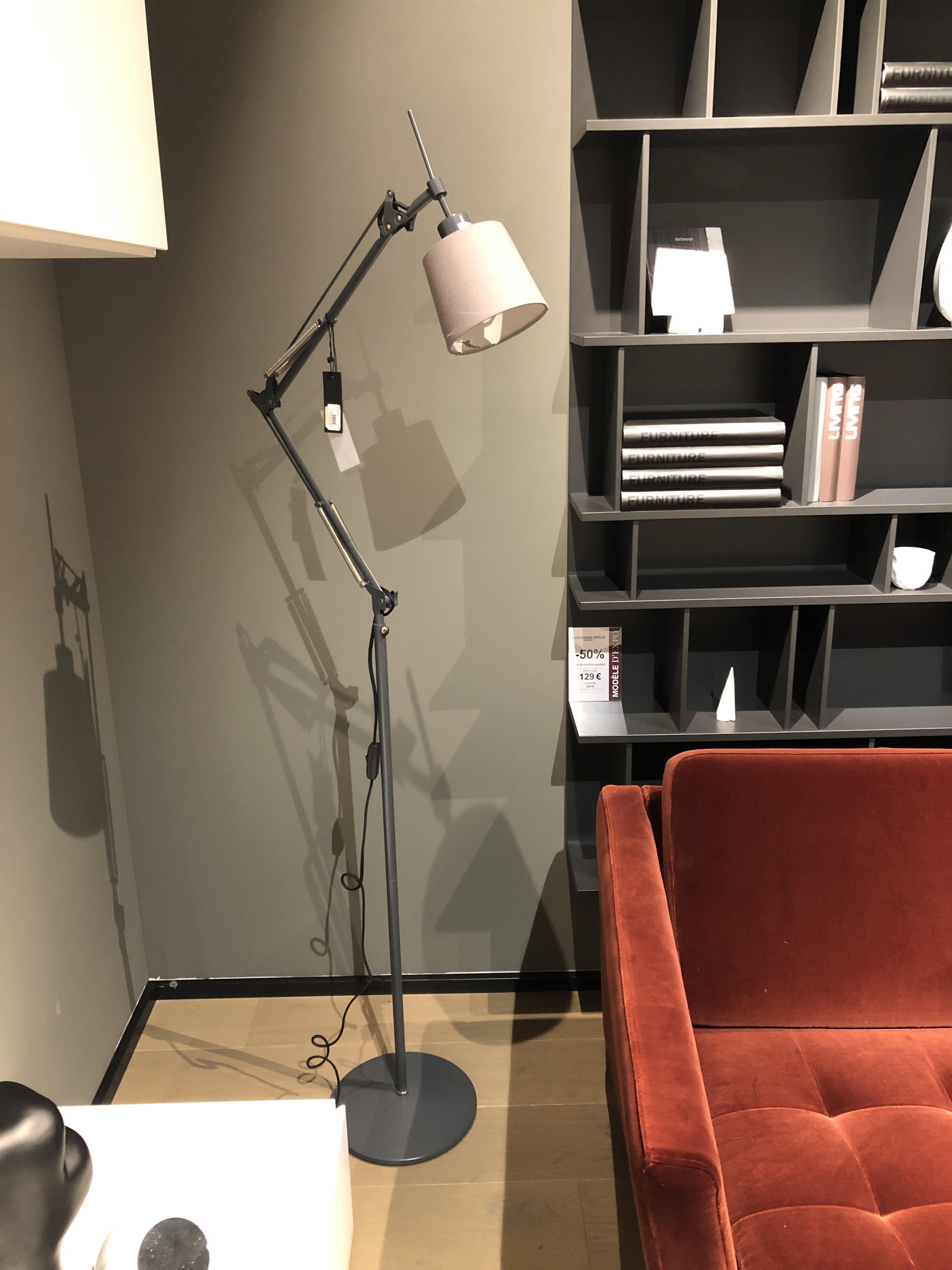 lampadaire Berlin