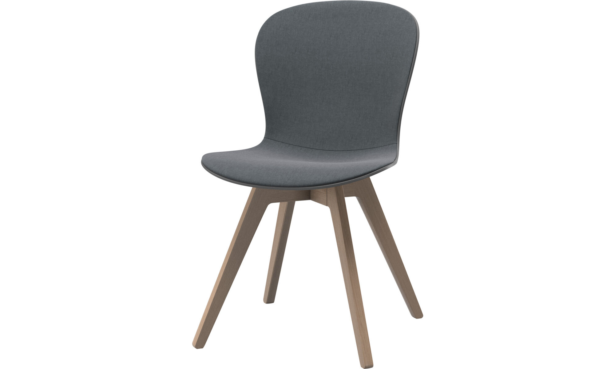 ADELAIDE CHAIR - partly upholstered seat - save 60%