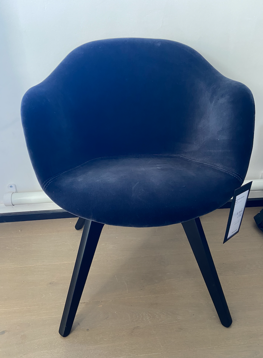 Adelaide lounge chair - 25% OFF