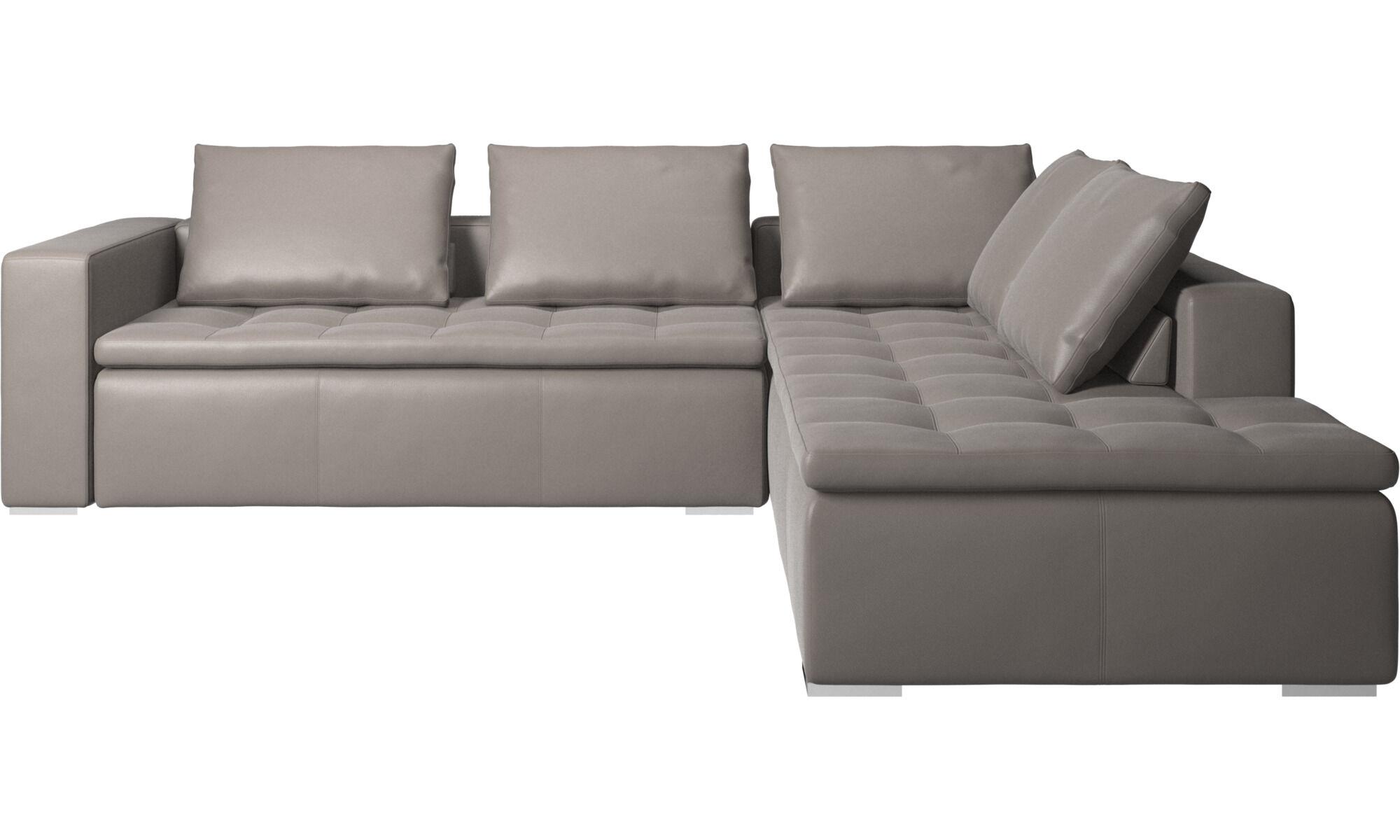 Mezzo corner sofa - 25% OFF