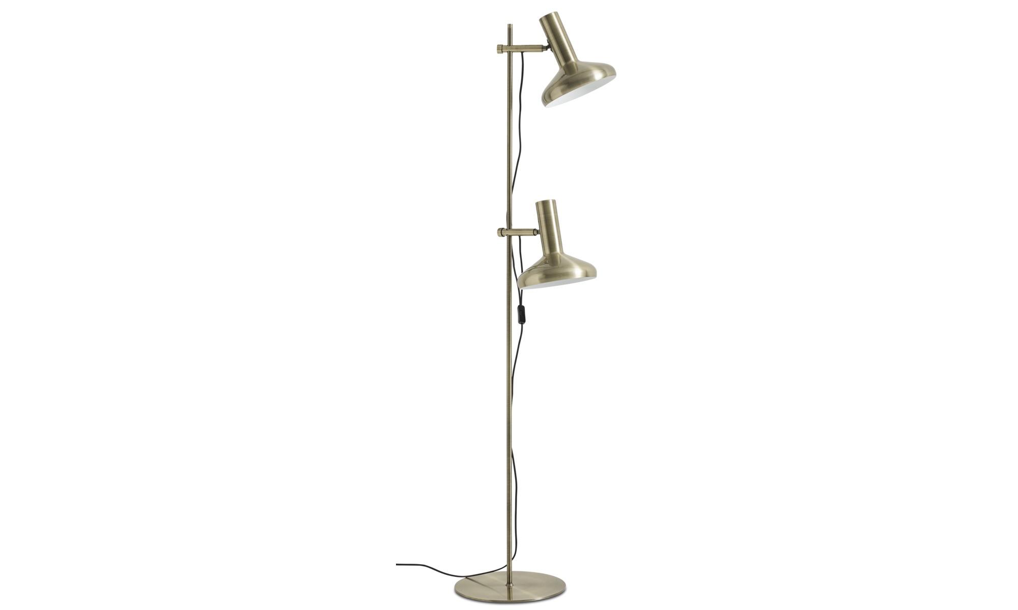 Duo floor lamp
