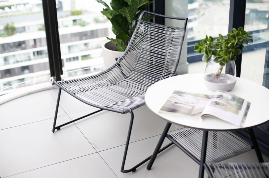 EN STOCK: Fauteuil Elba lounge