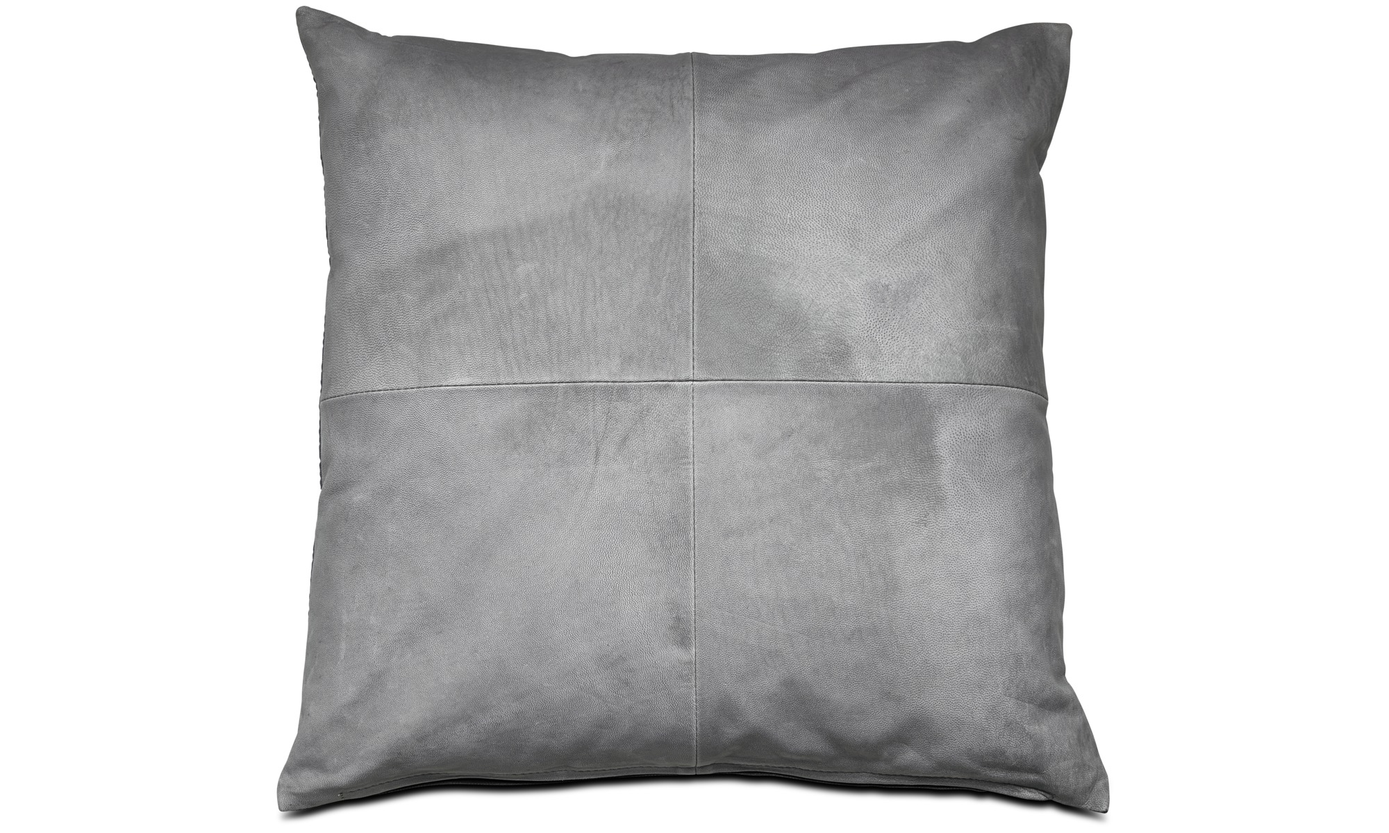 STOCK: Coussin Cuir Leather -50%
