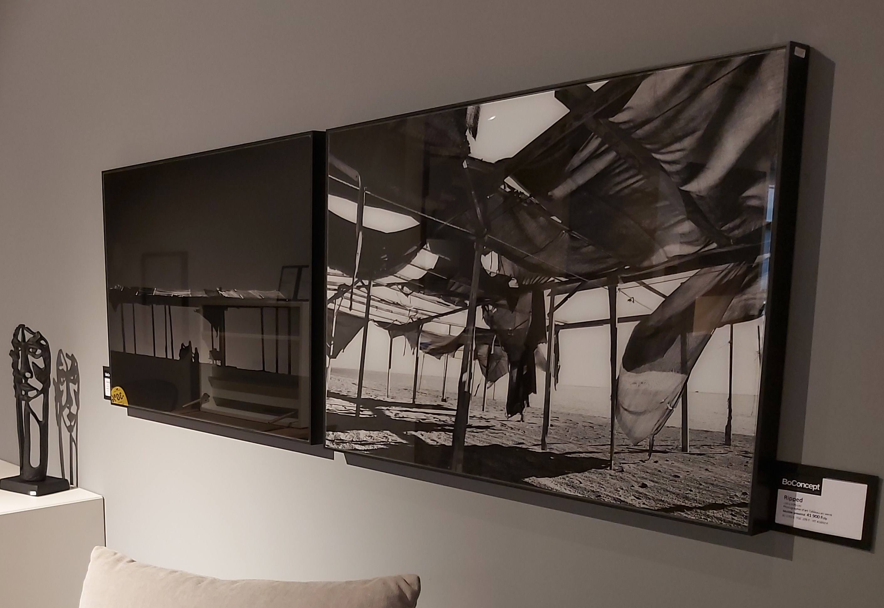 Tableaux Ripped and shelder (prix unitaire) -25%
