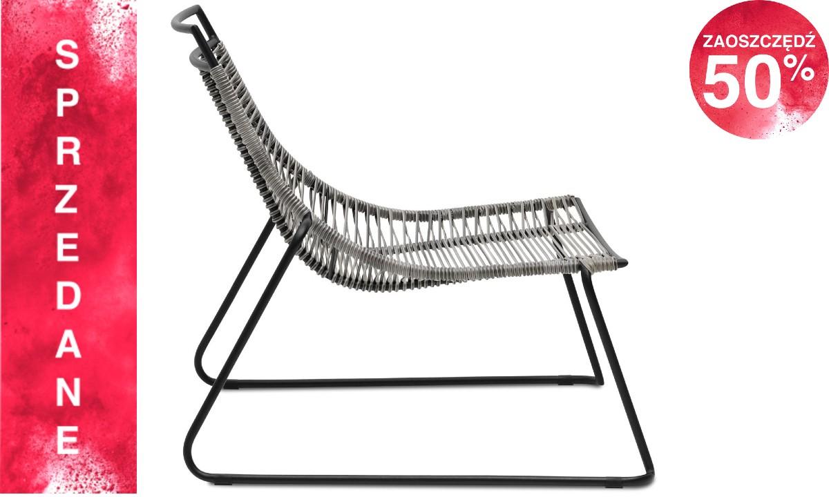 Krzesło wypoczynkowe Elba (Dostępne 2 sztuki)