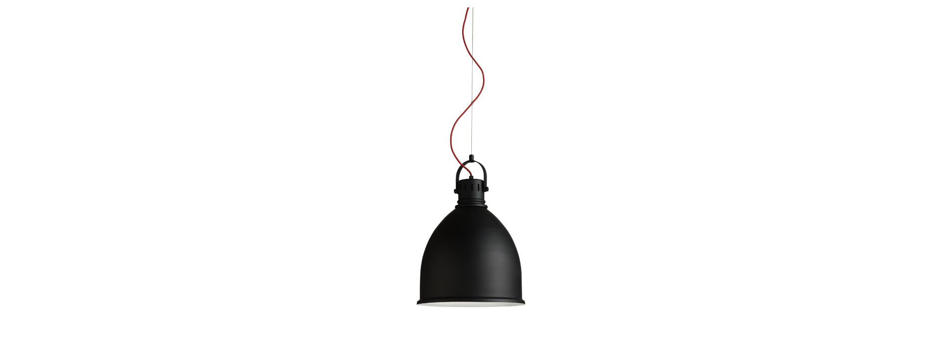 FACTORY PENDANT LAMP- 2 AVAILABLE - BRAND NEW
