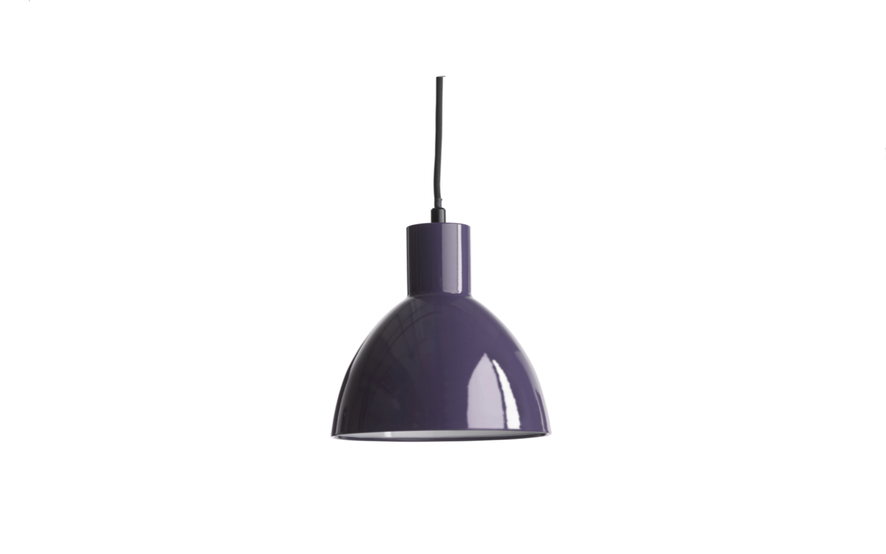 Work PENDANT, PURPLE LACQUER- 1 AVAILABLE- BRAND NEW