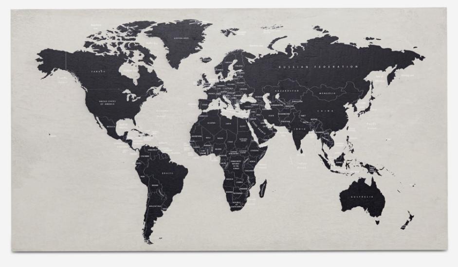 World Map Gallery