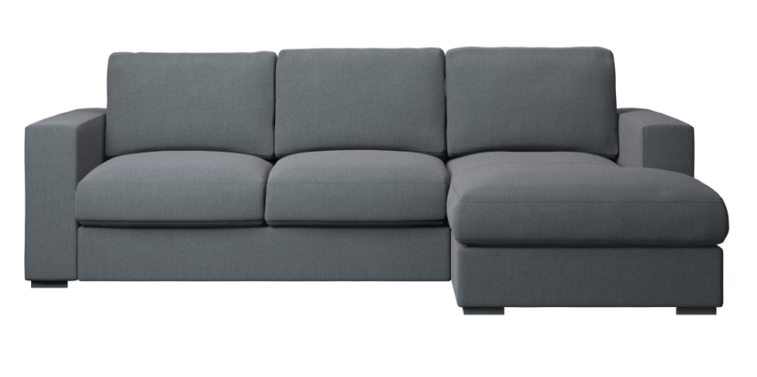 Cenova sofa with resting unit