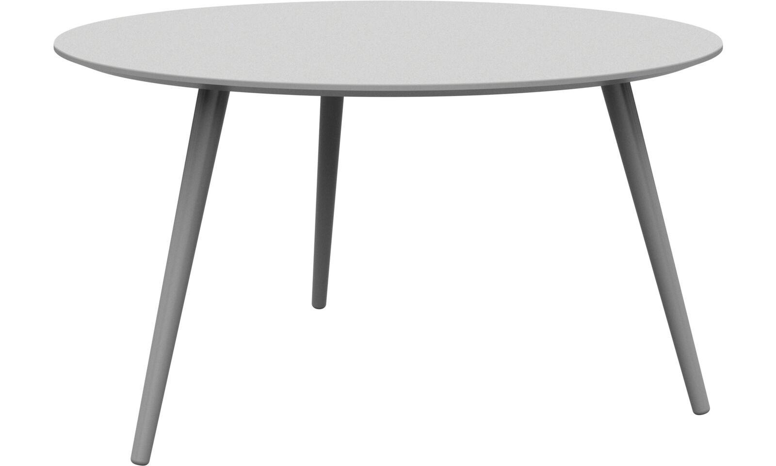 Bornholm coffee table white Large