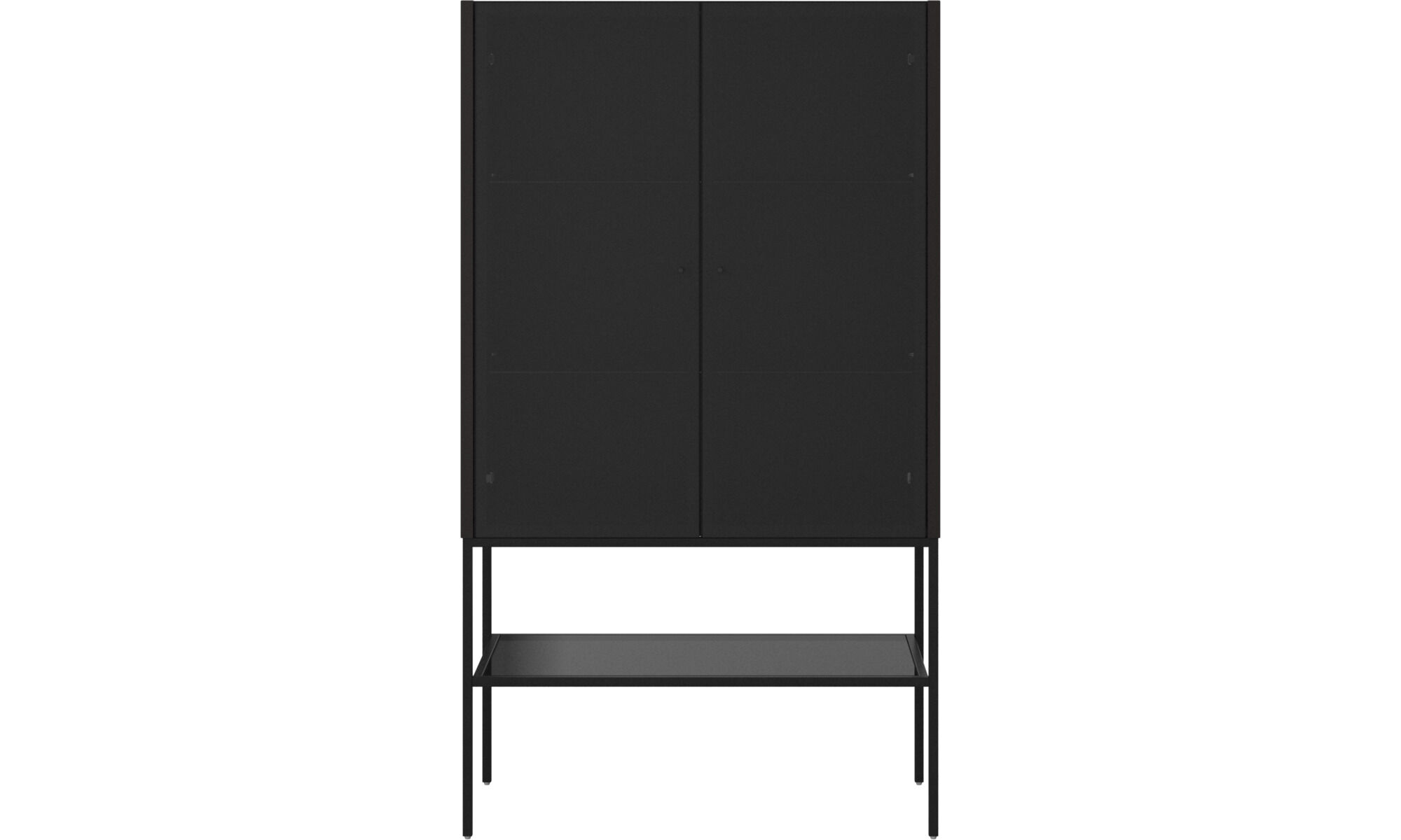 Lisbon Glass Cabinet. Available October.