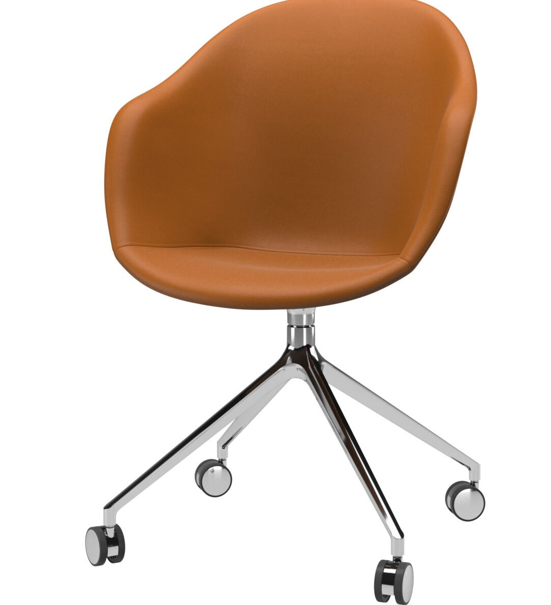 Adelaide office chair Camel