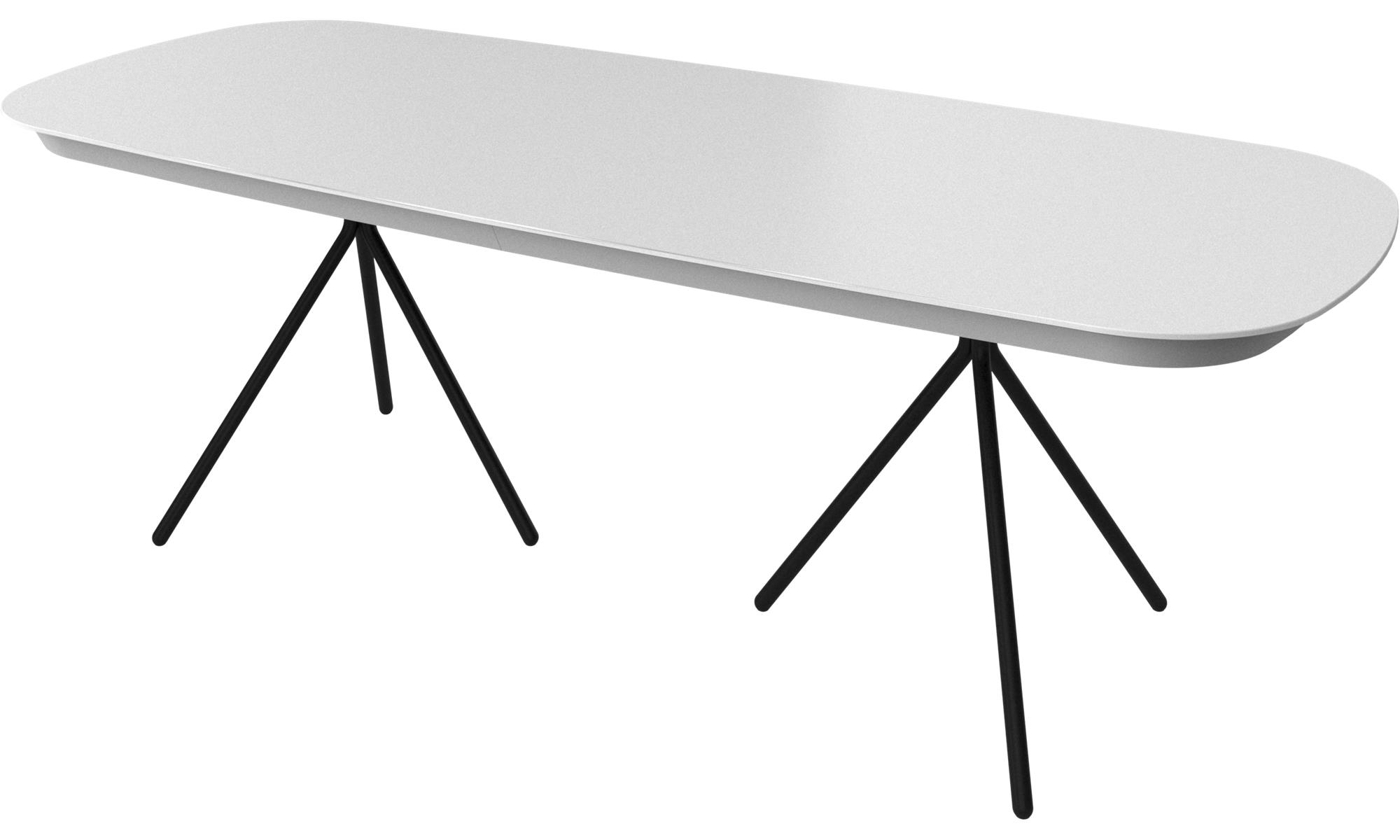 Ottawa Dining Table - White